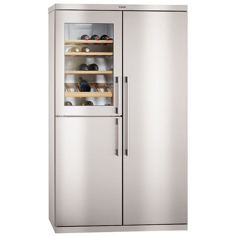 aeg fridge freezer repairs