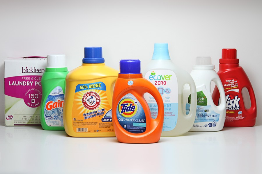 best laundry detergents