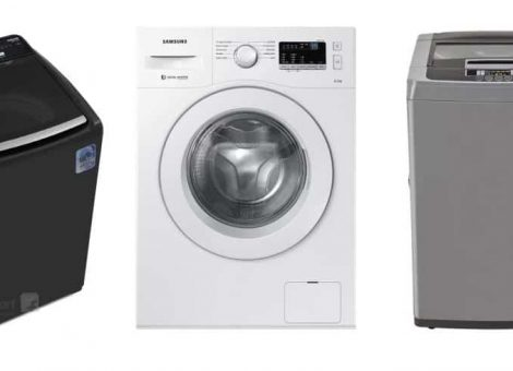 top washing machine models 2018